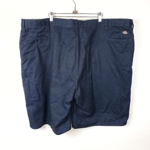 DICKIES Navy Blue Plus Size Casual Shorts Mens 48